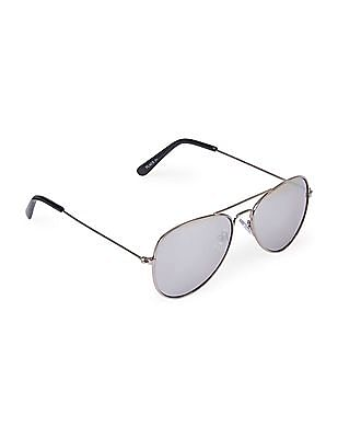 The Children's Place Boys Metal UV Sunglasses