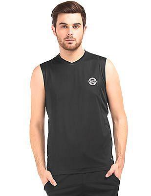 USPA Active Equi-Lite Mesh Muscle T-Shirt
