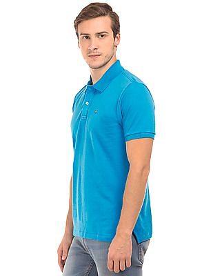 Arrow Sports Regular Fit Pique Polo Shirt