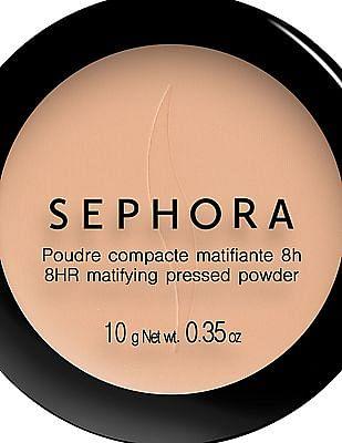 Sephora Collection 8 Hour Mattifying Pressed Powder - 42 Peanut