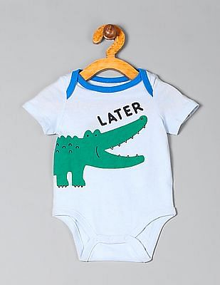 GAP Baby Graphic Short Sleeve Bodysuit