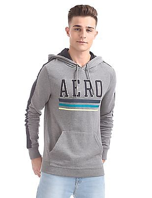 Aeropostale Regular Fit Embroidered Sweatshirt