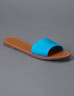 GAP Flat slide sandals