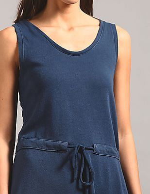 GAP French Terry Sleeveless Dress