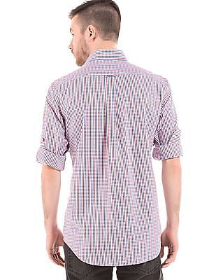 Gant Regular Fit Check Shirt