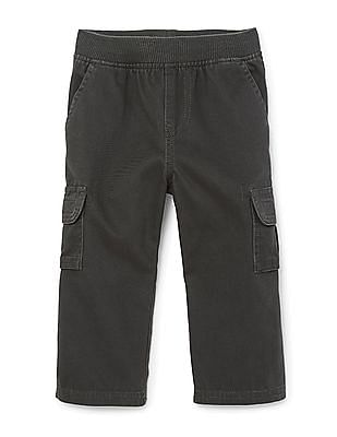 The Children's Place Baby And Toddler Boy Pull-On Cargo Pants