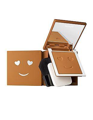 Benefit Cosmetics Hello Happy Velvet Powder Foundation - Shade 09
