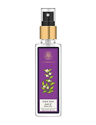 Forest Essentials Oudh & Green Tea Body Mist For Unisex 100 ml