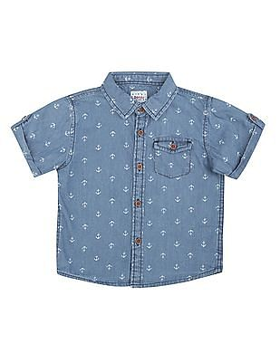 133e8864 Boys Shirts Sale, Offers: 50% Discount Online + 30% Cashback | 2019