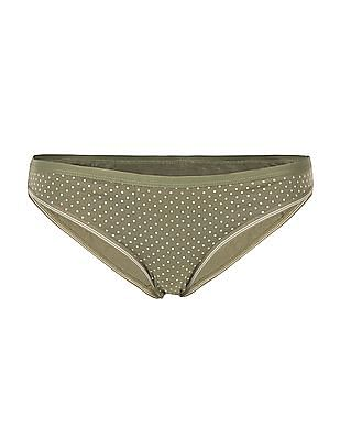Aeropostale Mini Dot Bikini Briefs