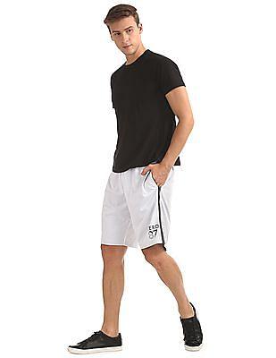 Aeropostale Contrast Seam Mesh Shorts
