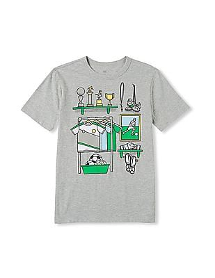 96a324e6e6c GAP Boys Graphic T-Shirt