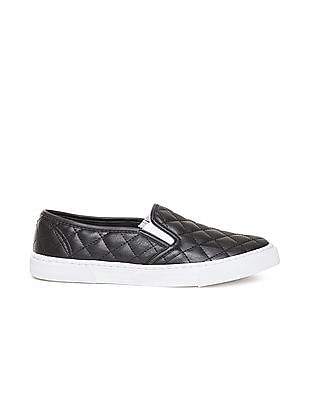 Aeropostale Quilted Slip On Shoes
