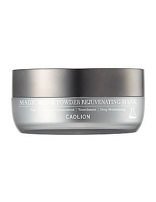 Caolion Magic Black Powder Rejuvenating Mask