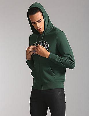 GAP Zip-Up Hooded Sweatshirt