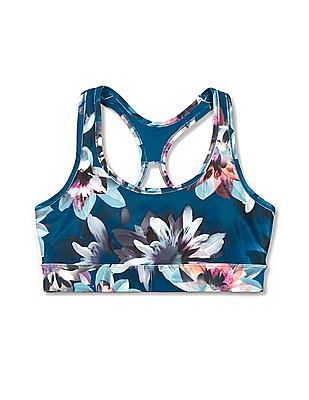 Aeropostale Racer Back Sports Bra