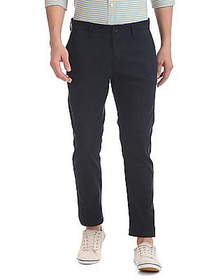 U.S. Polo Assn. Trim Fit Twill Weave Chinos