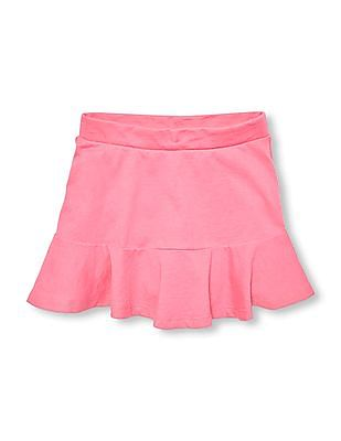 The Children's Place Toddler Girl Matchables Ruffle Skort
