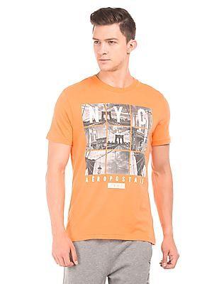 5fdd6d5da Printed T-Shirts for Mens Online: Upto 50% Off + Upto Rs. 400 Cashback