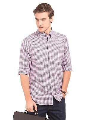 Gant Quick Dry Gingham Check Shirt