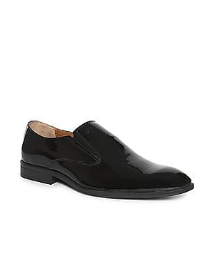 Arrow Patent Leather Loafers