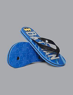 GAP Boys Batman Flip Flops