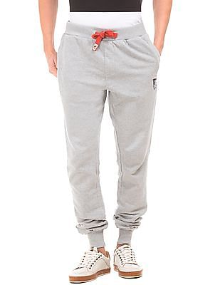 U.S. Polo Assn. Elasticized Waist Slim Fit Joggers