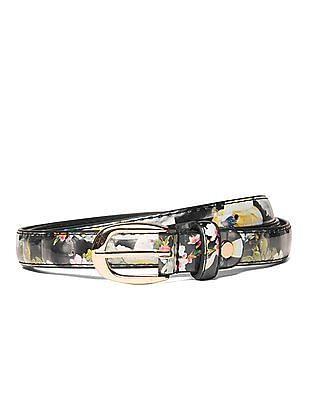 SUGR Printed Slim Belt