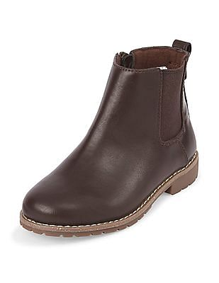 The Children's Place Baby Boy Chelsea Boots