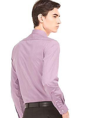 Arrow Micro Check Slim Fit Shirt