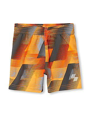 The Children's Place Toddler Boy Place Sport Printed Mesh Shorts