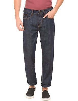 Newport Mid Rise Straight Fit Jeans