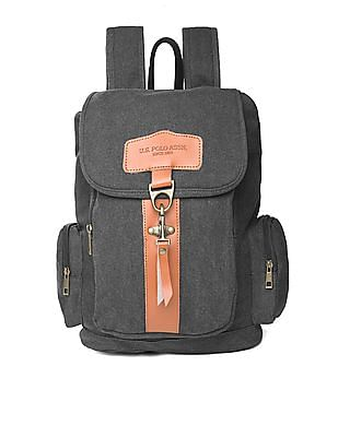 U.S. Polo Assn. Canvas Laptop Backpack