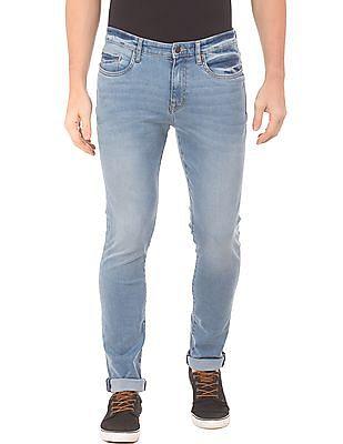 Aeropostale Stone Wash Super Skinny Jeans