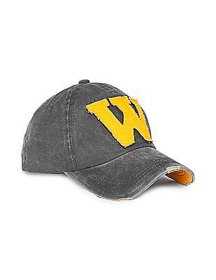 Colt Appliqued Front Cotton Cap