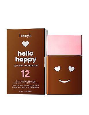 Benefit Cosmetics Hello Happy Soft Blur Foundation - 12