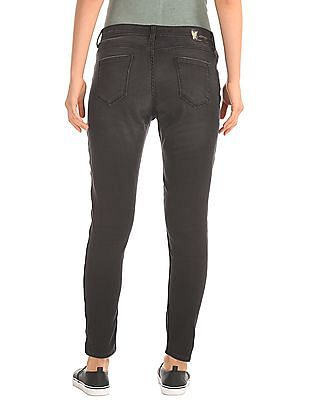 EdHardy Women Super Skinny Enzyme Wash Jeans