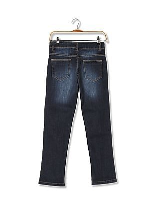 Colt Boys Mickey Mouse Whiskered Jeans