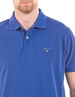 Gant Solid Pique Polo Shirt
