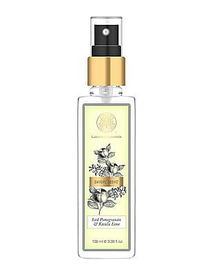 FOREST ESSENTIALS Body Mist - Iced Pomegranate And Kerala Lime