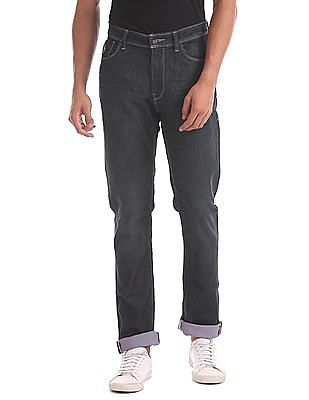 U.S. Polo Assn. Denim Co. Slim Fit Dark Wash Jeans