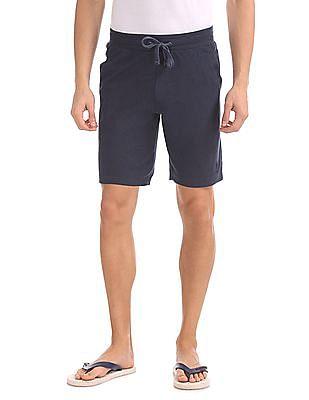 USPA Innerwear Heathered Leisure Shorts