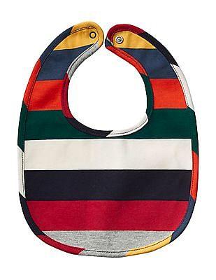 GAP Baby Bright Stripes Bib
