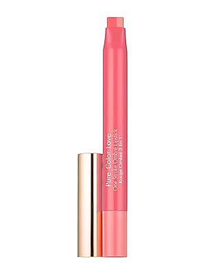 Estee Lauder Pure Colour Love One Stroke Ombre Lipstick - 255 Shy and Insolent