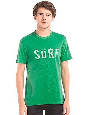 GAP Surfer Graphic Crew T-Shirt