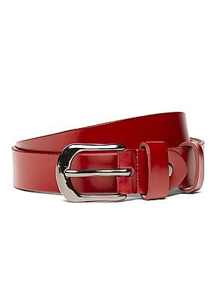 SUGR Solid Leather Belt