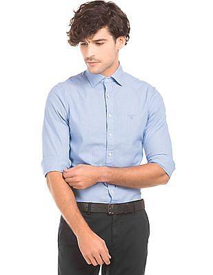 Gant Dobby Fitted Shirt