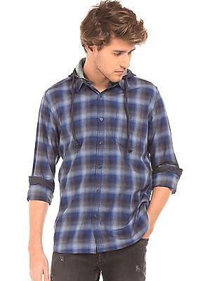 Ruf & Tuf Slim Fit Check Shirt