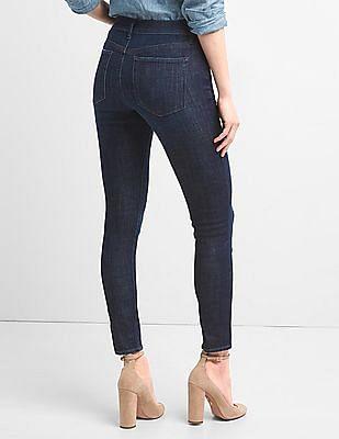 GAP Mid Rise 360 Stretch Jeans