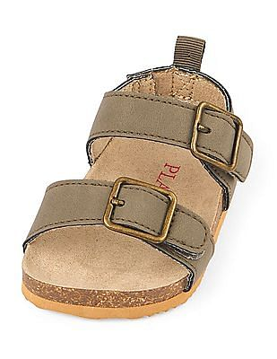 The Children's Place Baby Scout Sandals